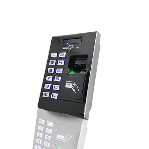 (설치비포함-방화문출입통제)HU-1000F PLUS 지문인식기 방화문 나무문 철문 사무실 출입통제장치 출입통제시스템