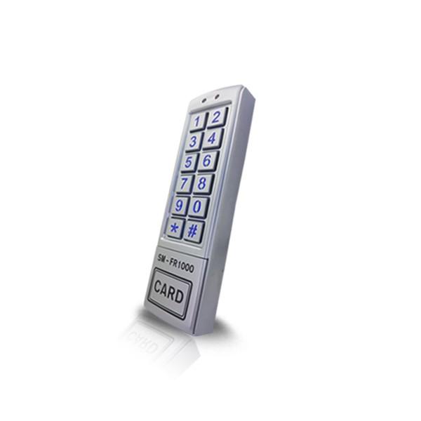 (설치비포함-방화문출입통제)SM-FR1000 카드키 카드인식기 방화문 나무문 철문 출입통제장치 출입문통제시스템