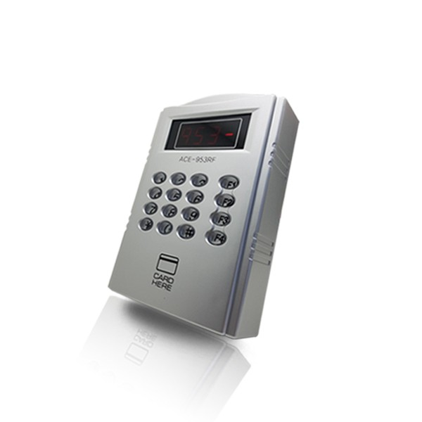 (설치비포함-자동문출입통제)ACE-953RF 카드인식 번호키 자동문 슬라이딩도어문 출입통제설치 출입통제시스템