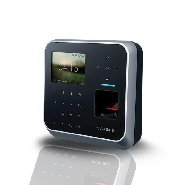 (설치비포함상품)BioStation2 지문인식기 카드키 번호키 유리문 방화문 자동문 사무실 출입통제장치 출입통제시스템