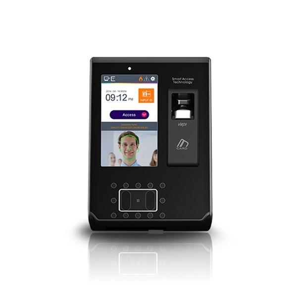 (설치비포함상품)AC-7000 얼굴 안면인식기 지문인식기 카드전용 유리문 방화문 자동문 사무실 출입통제장치 출입통제시스템