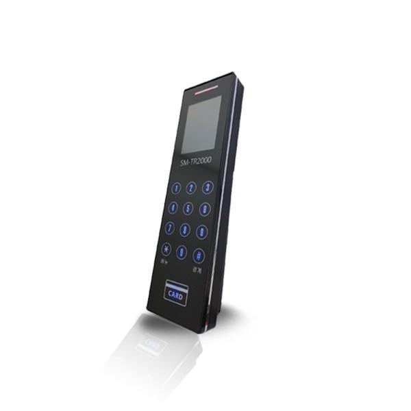 (자가설치-방화문출입통제)SM-TR2000 카드인식기 RFID카드출입기 사무실 카드키 출입통제시스템 보안장치