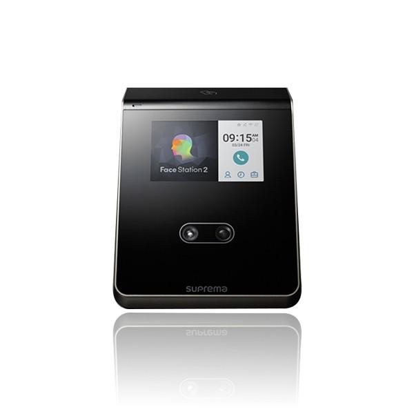 (자가설치-자동문출입통제)FaceStation2 페이스스테이션2 안면인식기 얼굴인식기 출입통제장치 출입통제시스템