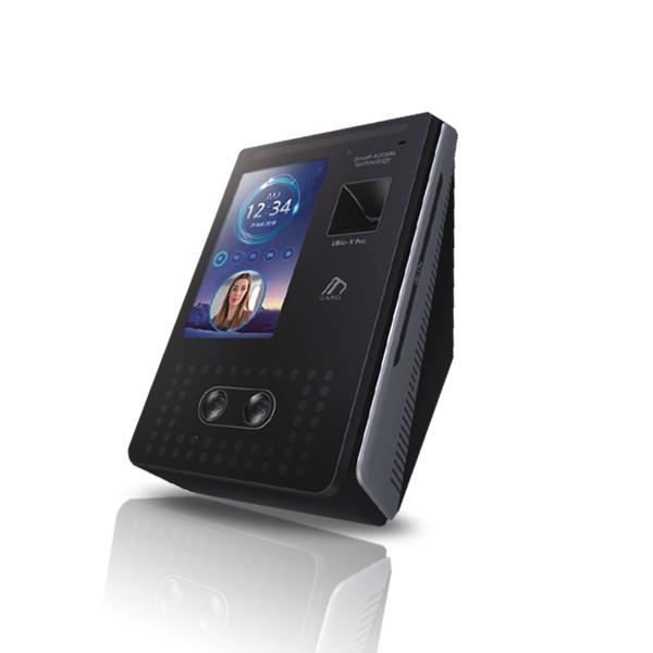 (설치비포함상품)UBIO-XPRO 얼굴 안면인식기 지문인식기 카드전용 유리문 방화문 자동문 사무실 출입통제장치 출입통제시스템