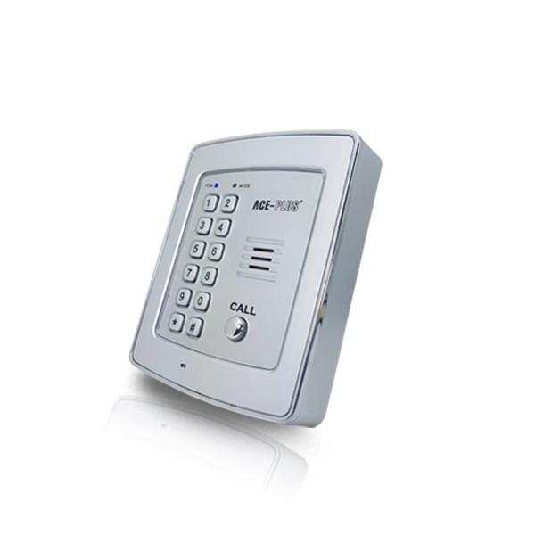 (자가설치-유리문출입통제)ACE-PLUS95 i 카드인식기 사원증인증 강화유리문 강화유리도어 유리문 사무실 출입통제 입출입시스템 보안장치
