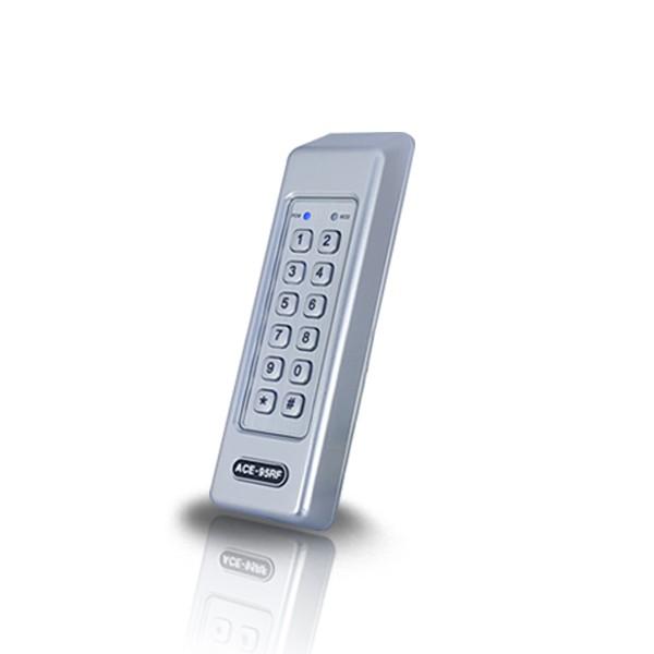 (자가설치-유리문출입통제)ACE-95RF 카드인식기 출입통제기 RFID리더기 강화유리도어 사무실 카드키 출입통제시스템 출입통제장치설치
