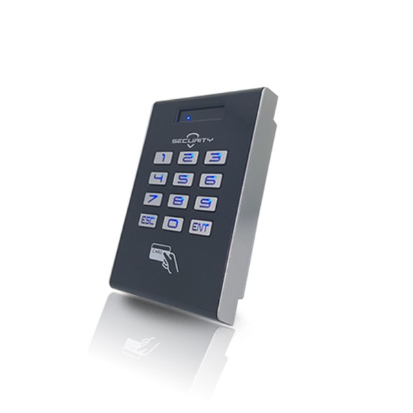 (자가설치-방화문출입통제)HU-1000R PLUS 카드인식기 출입통제기 방화문 철문 나무문 사무실 카드키 출입통제시스템