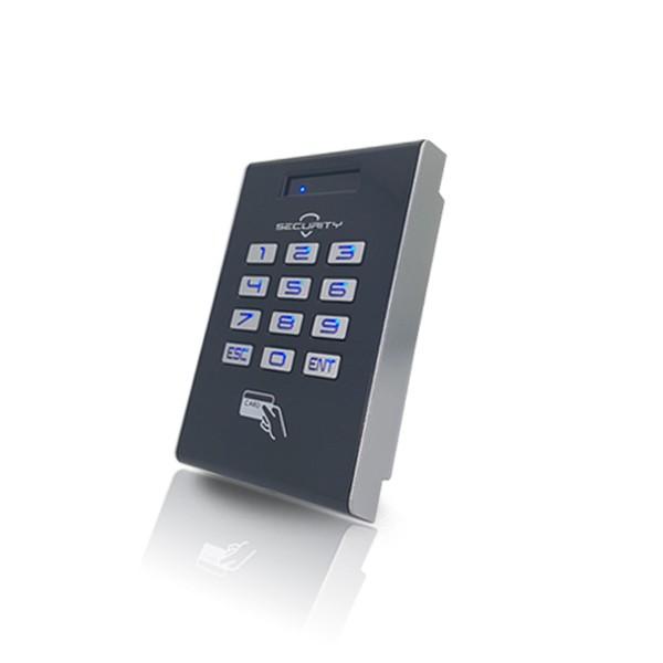 (자가설치-유리문출입통제)HU-1000R PLUS 사무실카드키 카드인식기 출입통제기 강화유리도어 출입통제시스템 출입통제설치