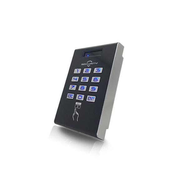 (자가설치-유리문출입통제)HU-1000K PLUS 사무실 번호키 비밀번호인식기 강화유리도어 출입문통제시스템 출입보안시스템