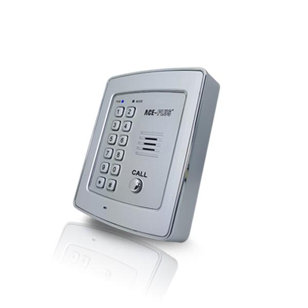(자가설치-유리문출입통제)ACE-PLUS-93KP 사무실 번호키 비밀번호인식기 강화유리도어 출입통제장치 출입보안시스템