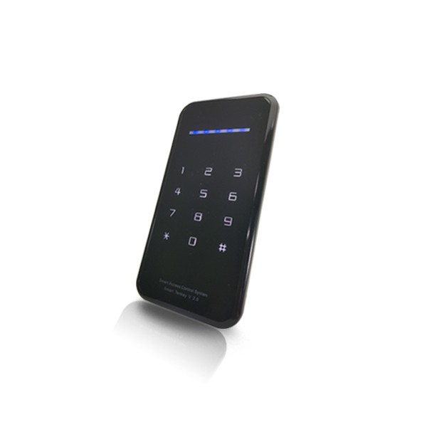(자가설치-유리문출입통제)SPT-30 사무실 번호키 비밀번호인식기 강화유리도어 출입통제장치 출입통제시스템 출입통제설치
