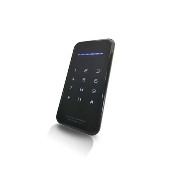 (자가설치-방화문출입통제)SPT-30 비밀번호인식기 방화문 철문 사무실 번호키 출입문통제장치 출입보안시스템
