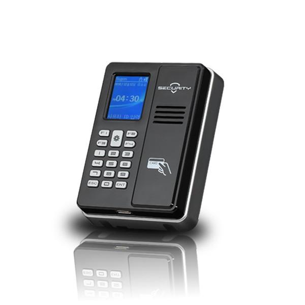 (자가설치-유리문출입통제)HU-3000R 카드인식기 출입통제기 강화도어 사무실 카드키 출입통제시스템 출입보안시스템설치