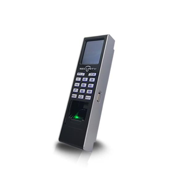 (자가설치-자동문출입통제)HU-2000F 지문인식기 자동문 지문키 출입통제시스템 출입통제장치설치