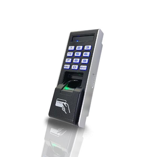 (자가설치-출입통제)HU-1000F 지문인식기 지문출입 출입통제기 출입문 입출입시스템 출입통제 보안장치설치