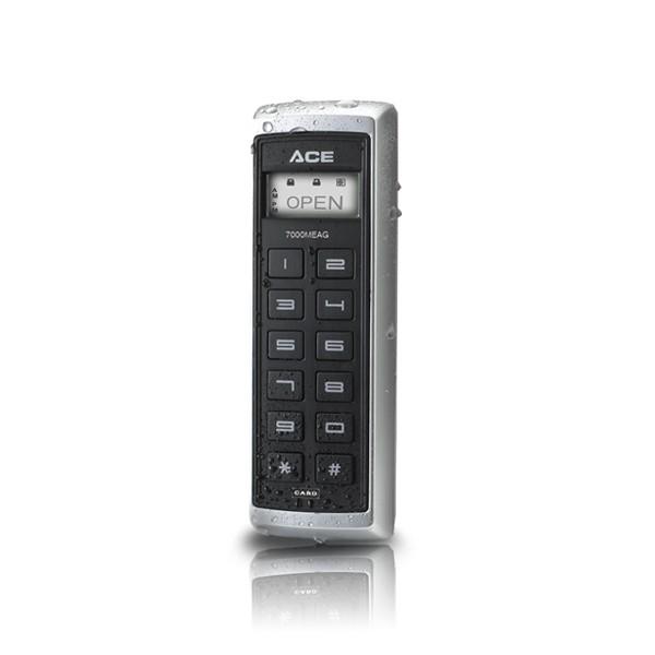 ACE-7000MEGA 방수형 카드키 출입통제 출입통제시스템